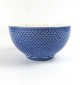 Villeroy & Boch Porzellan Dessertschale / Müslischale Serie Tipo Blue 14,2cm