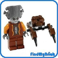 SWD02 Lego Nute Gunray & Walking Throne Destroyer Droid 7958 NEW