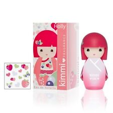 Kimmi Fragrance Holly Eau De Toilette 50ml /1.7 oz with Lovely Stickers Inside