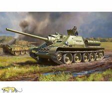 Zvezda 3690 SU-85 - Soviet Tank Destroyer - 1:35