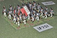 25mm napoleonic / french - infantry 24 figs - inf (18751)