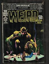 DC 100-Page Super Spectacular #4 ~ Weird Mystery Tales ~ 1971 (5.0) WH