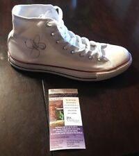 SNOOP DOGG SIGNED CONVERSE CHUCK TAYLOR ALL STAR SHOE JSA/COA K25918