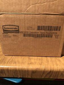 Rubbermaid Microburst 3000  Air Fresheners Devotion  75ml Box of 12