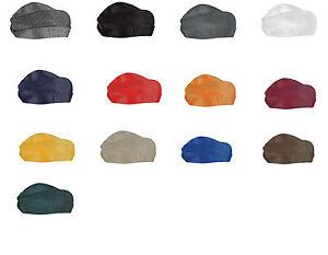 Schiffchen Kochschiffchen Kochmütze Berufsbekleidung Einheitsgröße viele Farben