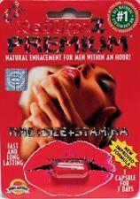 RedLips 2 Premium Natural Sexual Enhancer Pill For Men 7 Days ( 5- Capsules )
