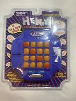 Henry Match the Sounds Electronic Memory Game Vintage 1997 NEW in Package Tiger