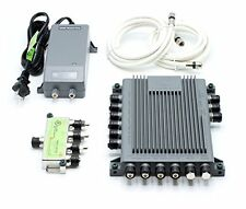 DIRECTV now ATT Legacy to SWM Conversion Kit for Trailer Campers Homes DVR ov...
