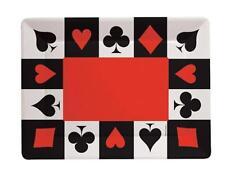 3 x Card Night Tray, Plastic (25cm x 35cm)