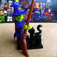 LEGO 71010 MONSTERS WACKY WITCH #4 Series 14 SEALED Minifigures minifig blackcat