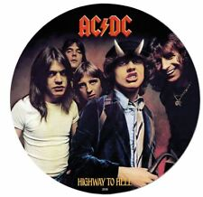 Cook Islands 2$ Dollars 2018 AC/DC HIGHWAY TO HELL 1/2 Oz Silver Note Coin ALBUM