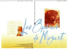 2006-LES OPÉRAS  DE  MOZART -  OBLITÉRÉ  PREMIER JOUR -BF N°98