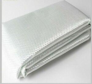 Fiberglass Fabric Twill Tear Resistant for Multi-purpose for Maintenance Uses