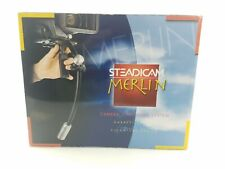 NEW Merlin Steadicam with Cases, Manual and DVD