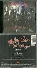 CD - MOTLEY CRUE : GIRLS GIRLS GIRLS
