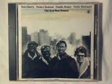 DON CHERRY DEWEY REDMAN CHARLIE HADEN EDDIE BLACKWELL Old and new dreams cd