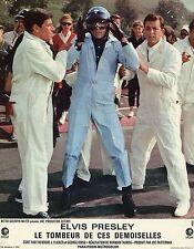 ELVIS PRESLEY  SPINOUT  1966 VINTAGE LOBBY CARD #5