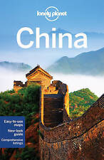 Lonely Planet China (Travel Guide)-ExLibrary