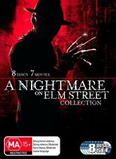 NIGHTMARE ON ELM STREET 7-MOVIES Collection 1-7 1+2+3+4+5+6+7 DVD NEW 8-DISCS R4