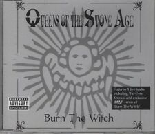 QUEENS OF THE STONE AGE   Burn the Witch   6 TRACK CD NEW - NOT SEALED