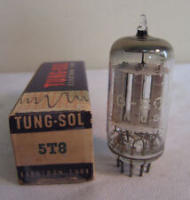 Tung Sol 5T8 Electronic Tube In Box NOS
