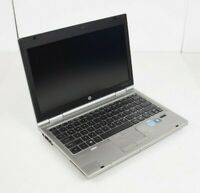 "HP EliteBook 2570p 12.5"" Intel i5-3210M 2.50GHz Parts Repair No RAM HDD Battery"