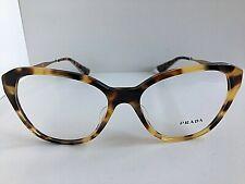 New PRADA VPR2SF 0S7-1O1 54mm Tortoise Cats Eye Women's Eyeglasses Frame #7
