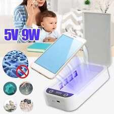 Neues AngebotUV Sterilisator Desinfektionbox UV-Licht Sterilizer Box für Telefon Maske UVC DE