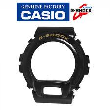Casio G-Shock DW-6900 Black Case Genuine Casio Bezel