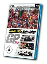 Grand Prix Simulator 2012, Die GP Meisterschaft als PC-Spiel, DVD-Box/Neu