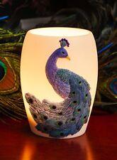 "Peacock Bird Night Lamp 5.25"""