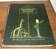 DICKEY BYRD Woodruff Tenggren First 1st Edition Ed 1928