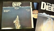 Ost The Deep with Poster Casablanca 7060 John Barry