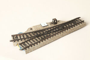 Märklin H0 Metal Track M Electric Right Track Switch 5204 (189808)