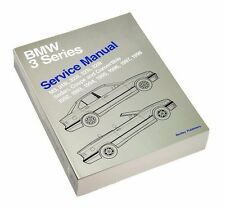 E36 BMW Bentley repair manual 318 323 325 328 M3 BM8000398