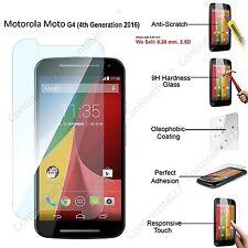 Ultra Clear Screen protector Tempered Glass Screen Protector Motorola Moto G4