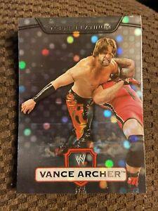 WWF WWE 2010 Topps Platinum Xfractor Parallel Card Vance Archer