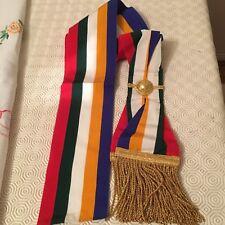 order of the eastern star sash