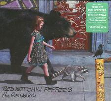 Red Hot Chili Peppers - The Getaway + BONUS 2 CD