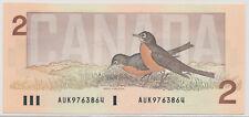 CANADA 2 DOLLARS 1986 BC55A AUK 9763864 - UNC