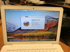 "Apple MacBook 13"" A1342 500GB, 8GB,High Sierra,Office 2016,Adobe PhotoShop 2018!"