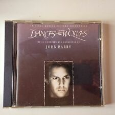 CD B.O FILM DANCES WITH WOLVES BY JOHN BARRY