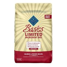 Blue Buffalo Basics Limited Ingredient Formula Adult Salmon & Potato Recipe 11Lb