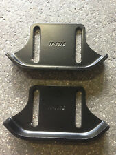 1 Paar Gleitkufen Kufe Metall Honda Schneefräse HS 50 55 70 80 760 970 HSS 970