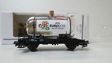 Glaskesselwagen Euro 2012 Polen Ukraine SOMO Märklin Spur H0 OVP ( NO )