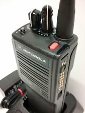 Motorola HT1000 Construction Radio VHF 136-174 MHz 16-Channel Narrowband