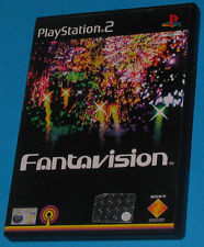 Fantavision - Sony Playstation 2 PS2 - PAL