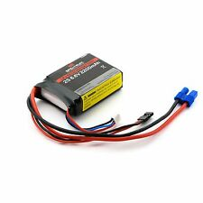 Spektrum 2200mAh 2S 6.6V 20C LiFe Receiver Battery SPMB2200LFRX