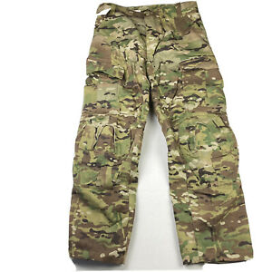 OCP MULTICAM ARMY ISSUE COMBAT PANTS TROUSERS W/ KNEEPAD SLOTS MEDIUM SHORT NWT