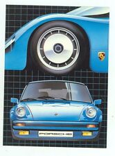 Post Card-  Porsche by Peter Kelly (NEW 4x6 (autoC#122*50